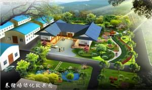 Farm design Picture rendering