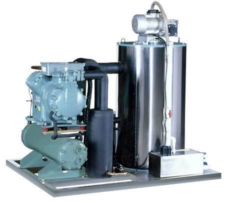 Flake Ice Frezzing Machine